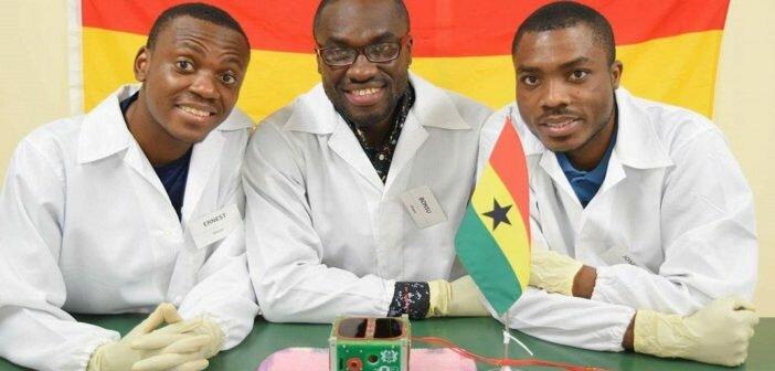 Африка запустила свой первый спутник. При помощи SpaceX